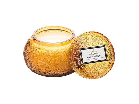 Baltic Amber, 397 g Voluspa Tuoksukynttilät