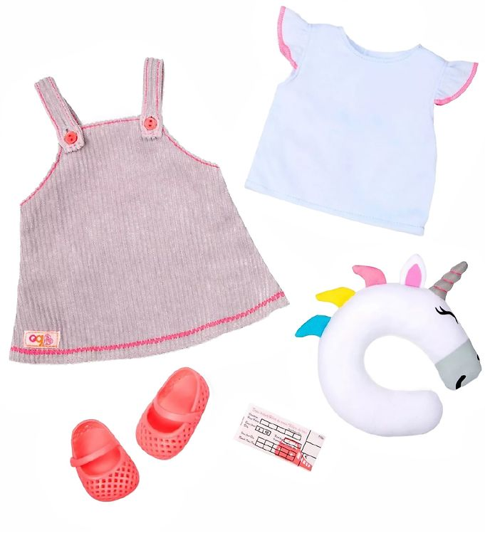 Our Generation - Unicorn Express Outfit ( 730385)