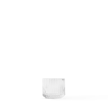 Lykt Munnblåst Glass Klart Ø6,7 cm