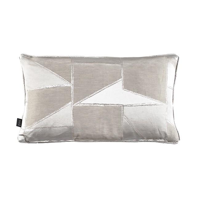 Zinc Romo I Banderas Cushion | Driftwood
