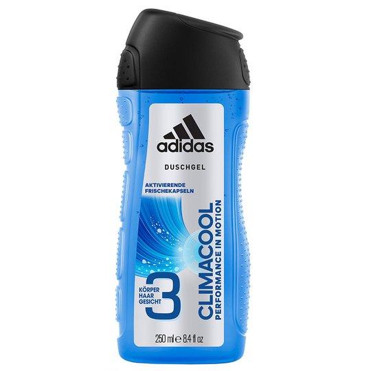 Climacool Shower Gel, 250 ml Adidas Suihkugeelit