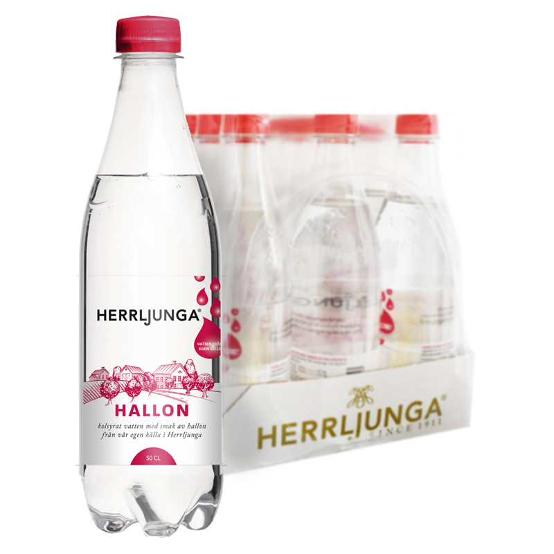 Kolsyrat Källvatten Hallon 12-pack - 20% rabatt