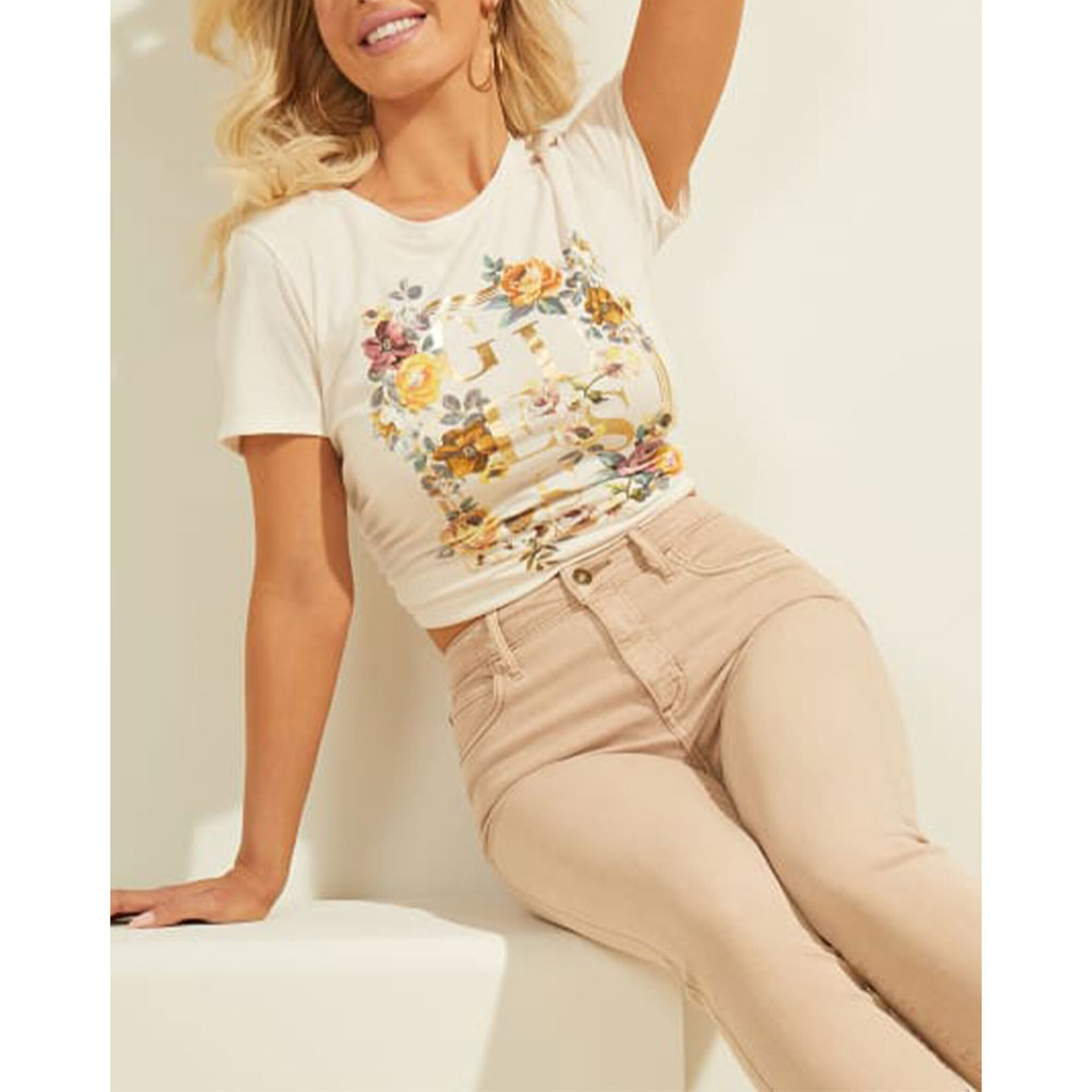 Ss Roses Logo Sweater Graphic T-Shirts