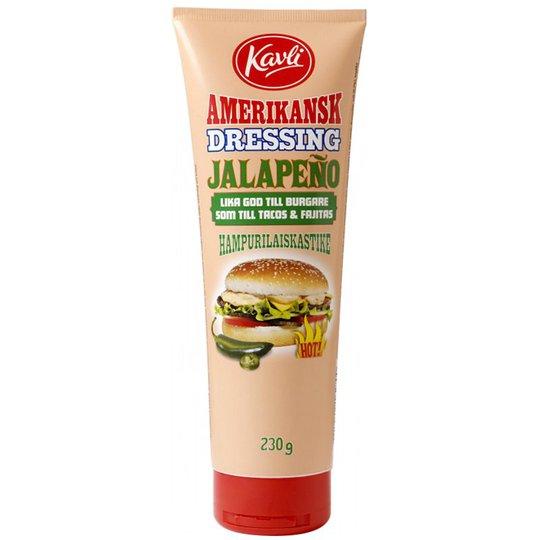Hamburgerdressing Jalapeno - 16% rabatt