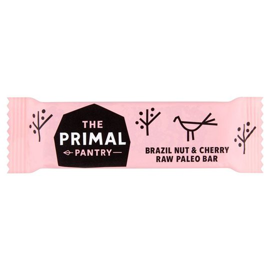 "Proteinbar ""Brazil Nut & Cherry"" 45g - 50% rabatt"