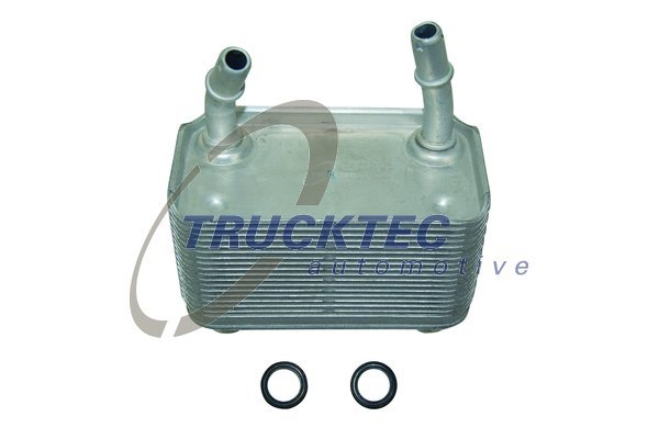 Öljynjäähdytin, autom. vaihteisto TRUCKTEC AUTOMOTIVE 08.25.025