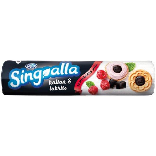 Singoalla Hallon & Lakrits - 17% rabatt
