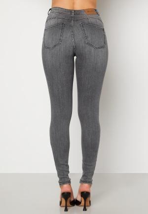 Happy Holly Amy push up jeans Grey 50S