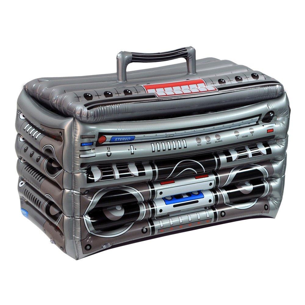 Uppblåsbar Boombox-kyl