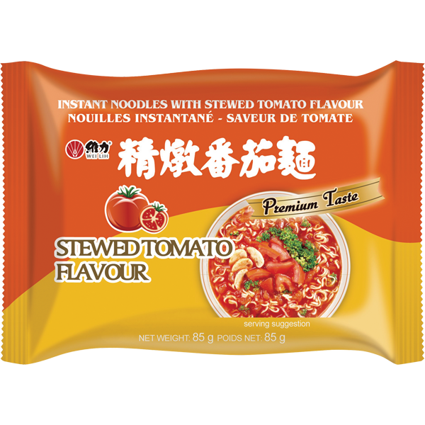 Wei Lih Instant Noodles Stewed Tomato Flavour 85g