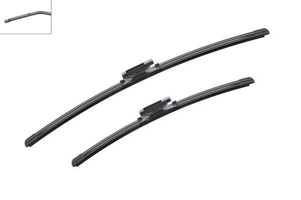 Flatbladesats A115S 600/450