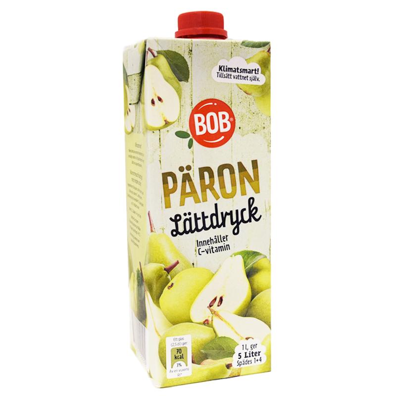 Lättdryck Päron - 81% rabatt