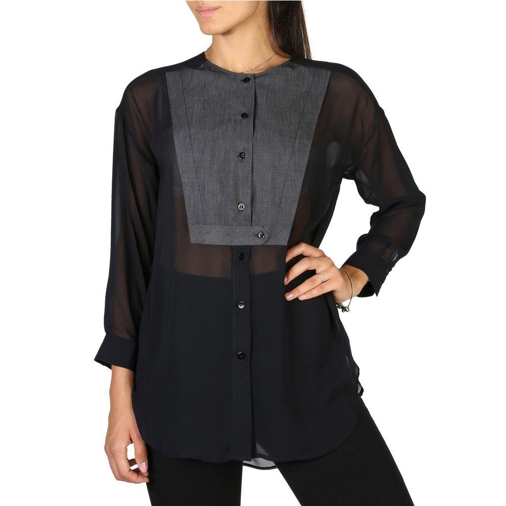 Emporio Armani Women's Shirt Black 3Y2C1R2N05Z - black 38 EU