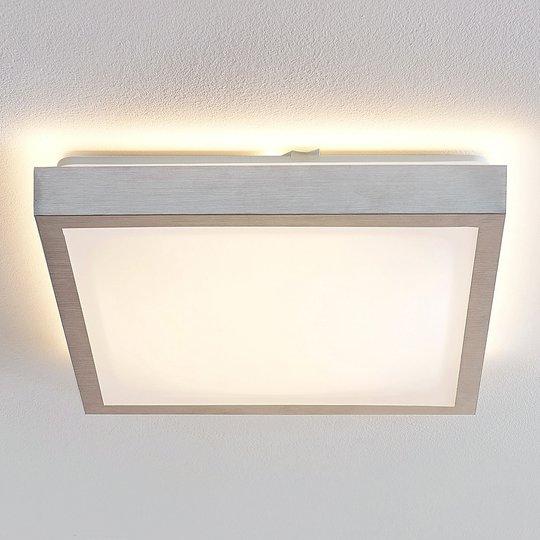 Lindby Margit LED-kattovalaisin kulmikas 37,5 cm