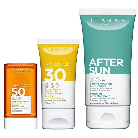 Sun Protection & After Sun, Clarins Päivetys