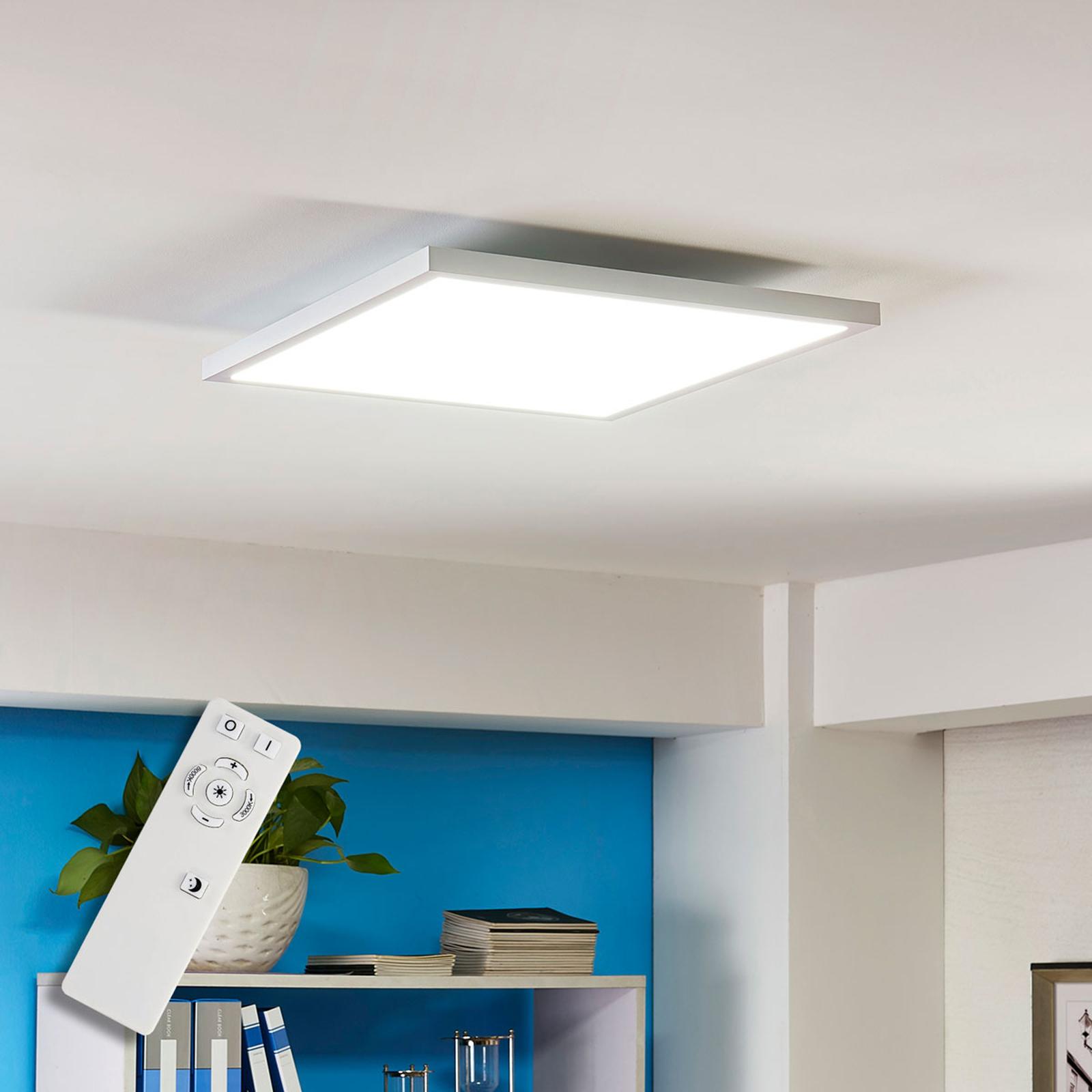 Arcchio Philia -LED-paneeli, CCT, 40 cm x 40 cm