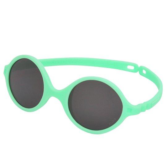 Ki ET LA Diabola Solbriller, Aqua/Lime, 0-1 År