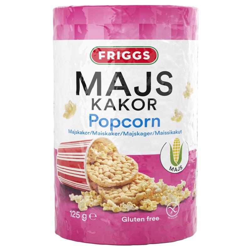 Maissikakut Popcorn 125g - 28% alennus