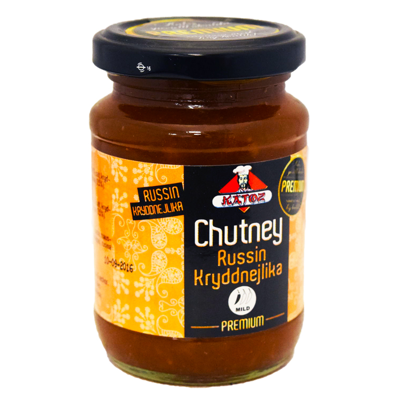 Chutney Russin & Kryddnejlika - 82% rabatt