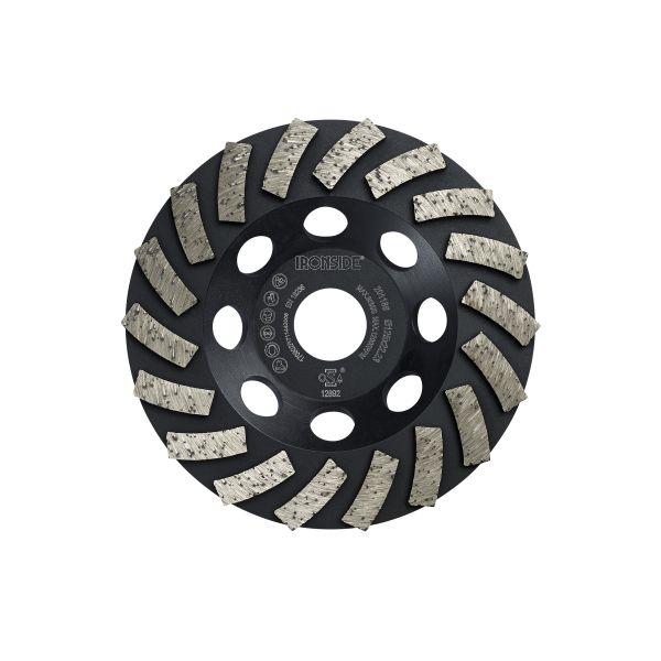 Ironside 201186 Diamantkappskive 125 x 22,23 x 5 mm
