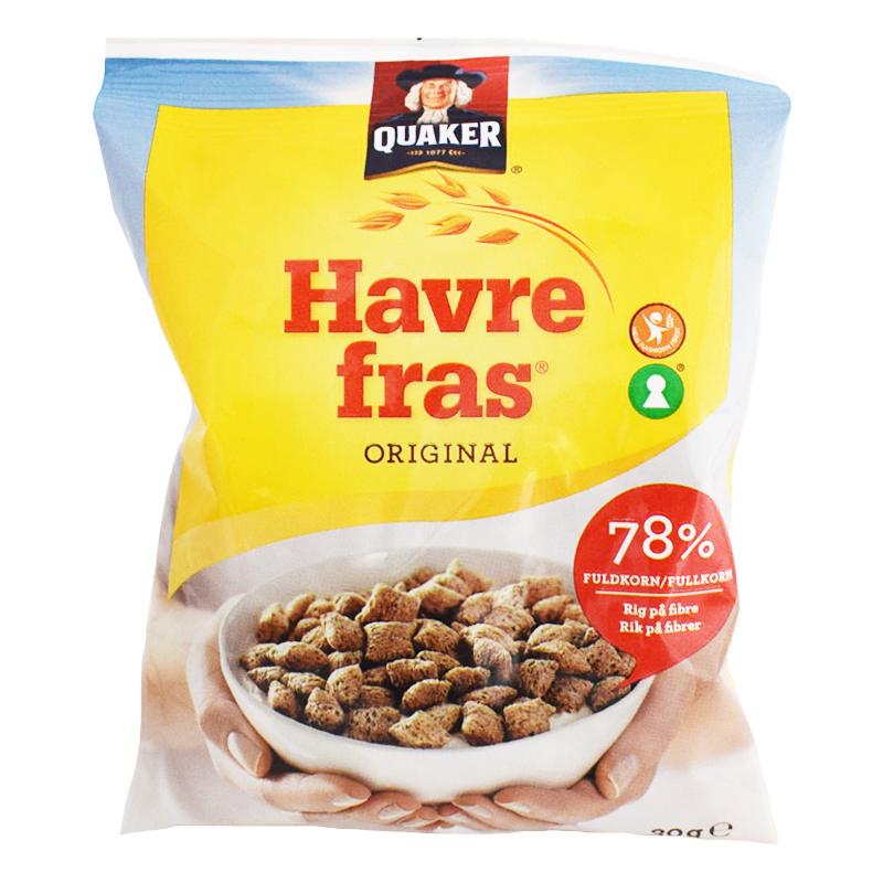 Havrefras 30g - 45% rabatt