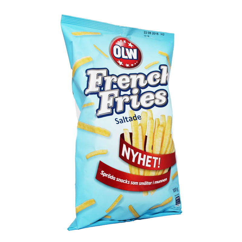 "Snacks ""French Fries"" - 63% rabatt"