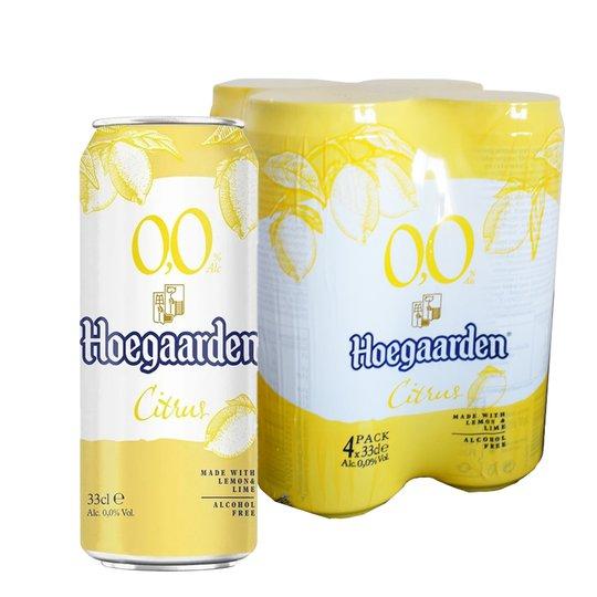 Alkoholfri Öl Citron 4-pack - 24% rabatt