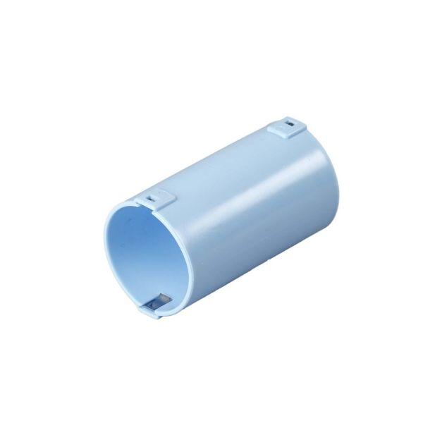 ABB AJ50 Skjøtemutter enkel å åpne og stenge 50 mm, blå