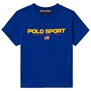 Ralph Lauren Polo Sport T-shirt Royal Blue 2 years