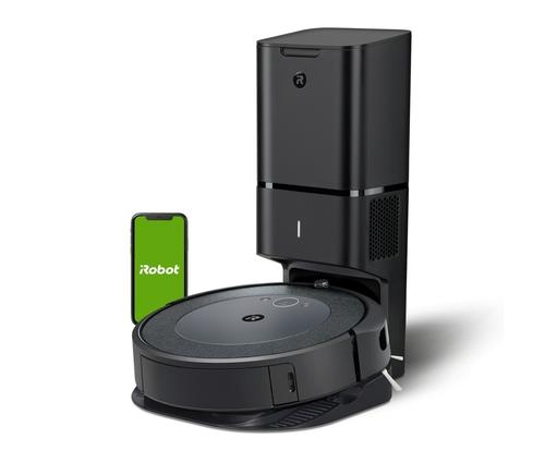 Irobot Roomba I3554+ Robotdammsugare - Svart