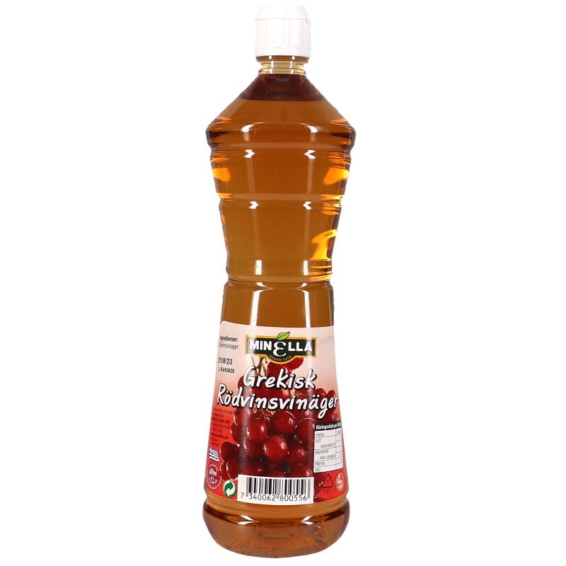 Grekisk Rödvinsvinäger - 28% rabatt