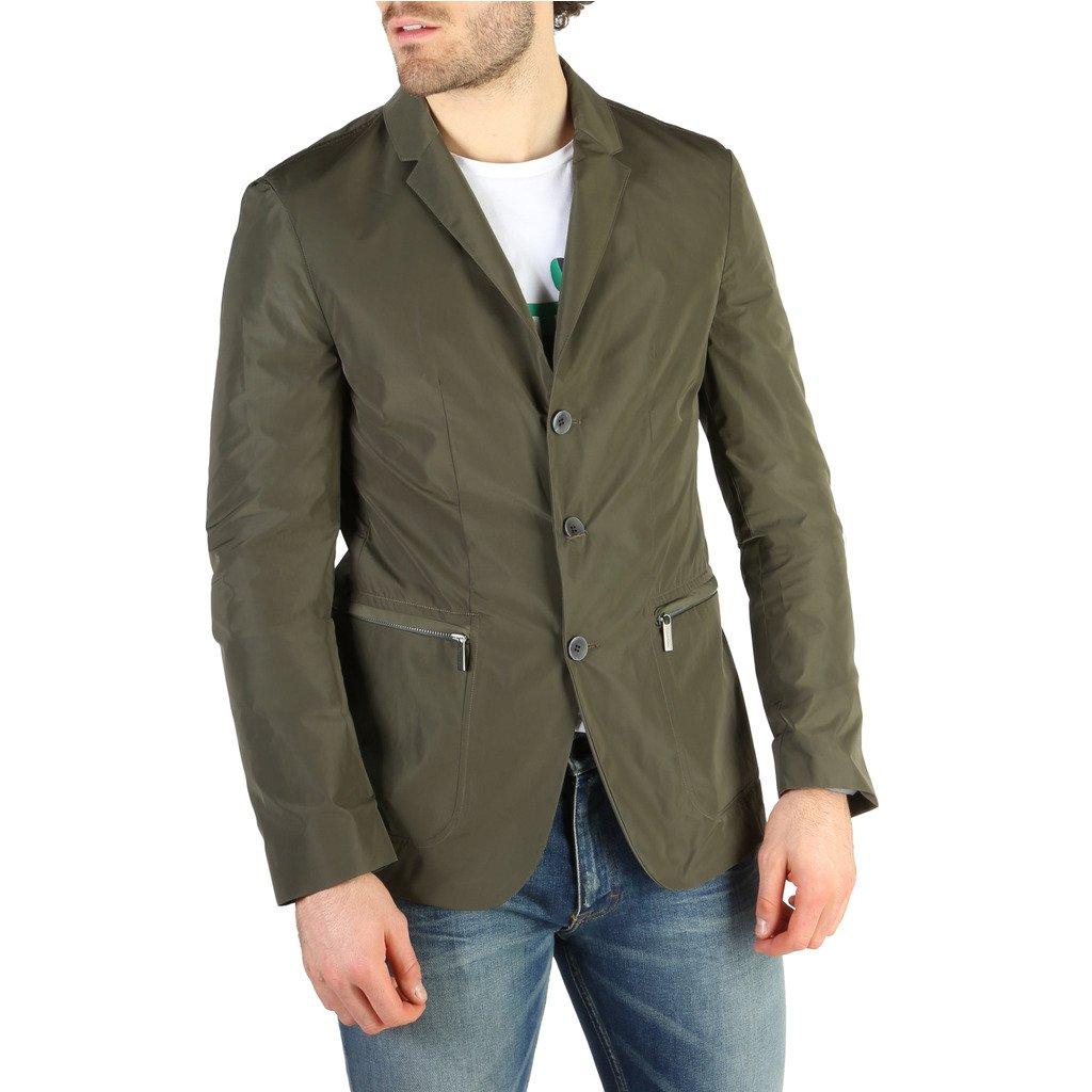 Calvin Klein Men's Jacket Green 326898 - green 48