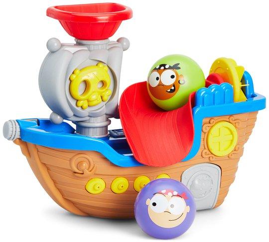 Fippla Piratbåt Badeleke