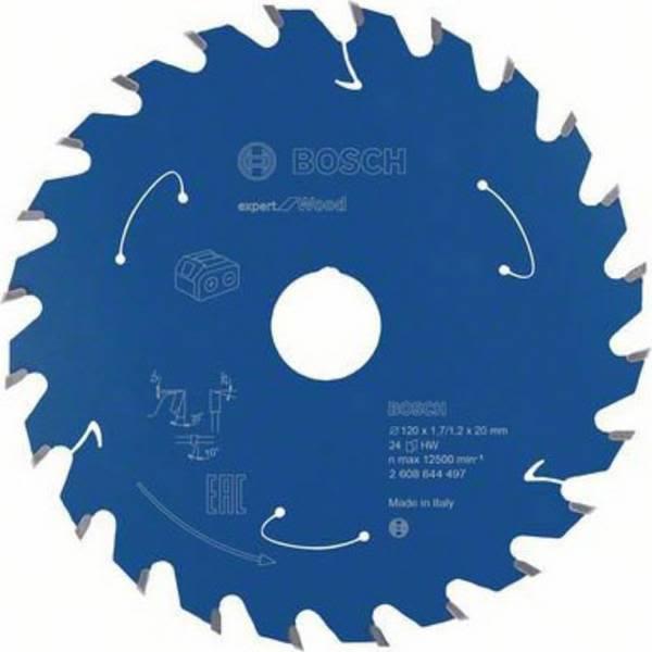 Bosch Expert for Wood Sagklinge 190x1,5x30 mm, 24T