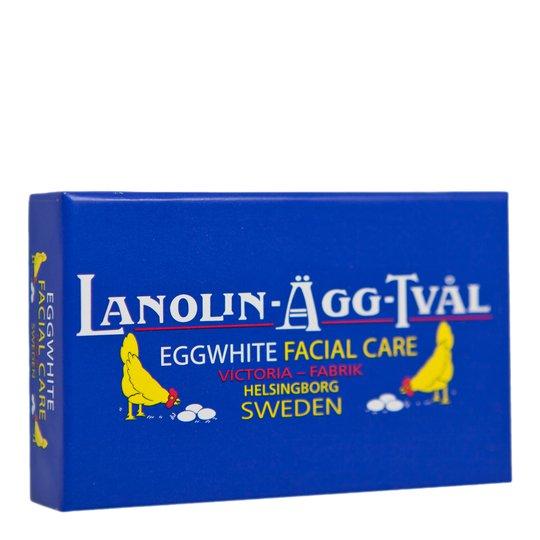 Victoria Tvål - Tvål 50 g Lanolin-Ägg-Tvål