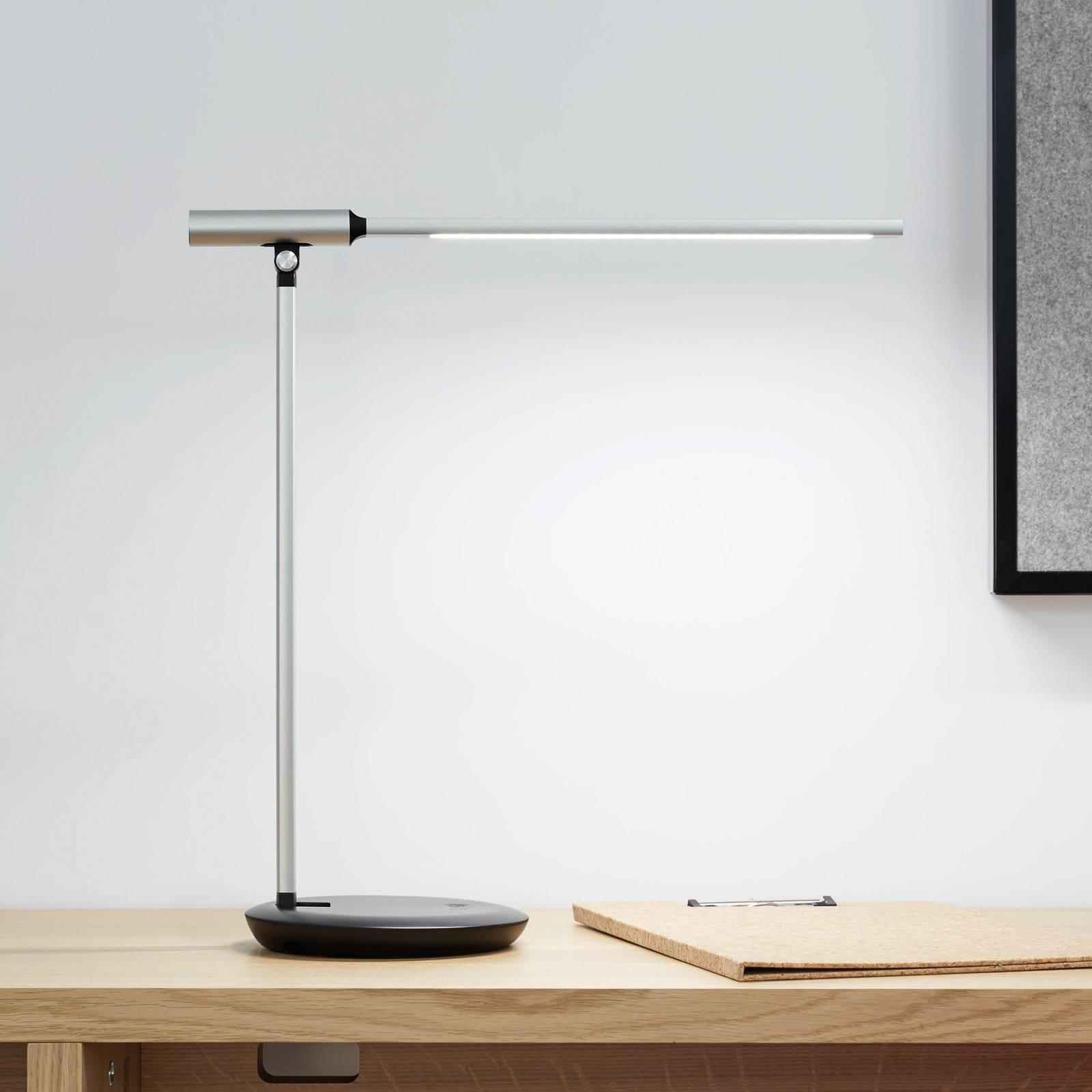 LED-pöytälamppu MAULrubia colour vario, himmennys