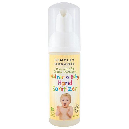 Bentley Organic Mother & Baby Hand Sanitizer, 50 ml