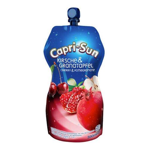Capri-Sun Körsbär & Granatäpple - 1-pack