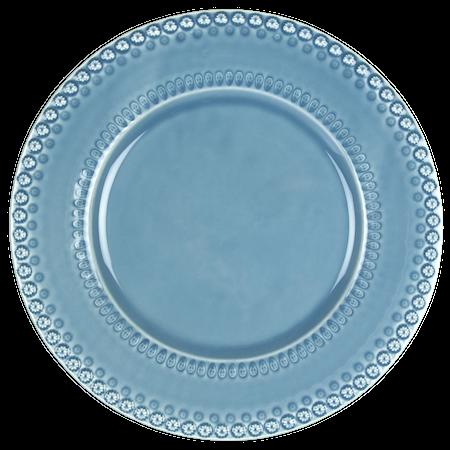 DAISY Undertallerken Dusty blue 35 cm