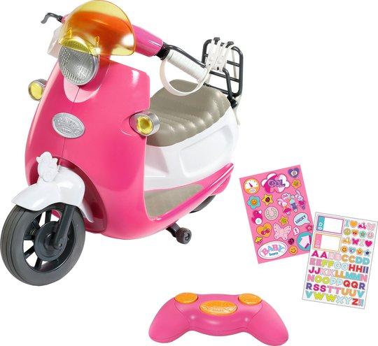 Baby Born Play&Fun Dukketilbehør RC Scooter