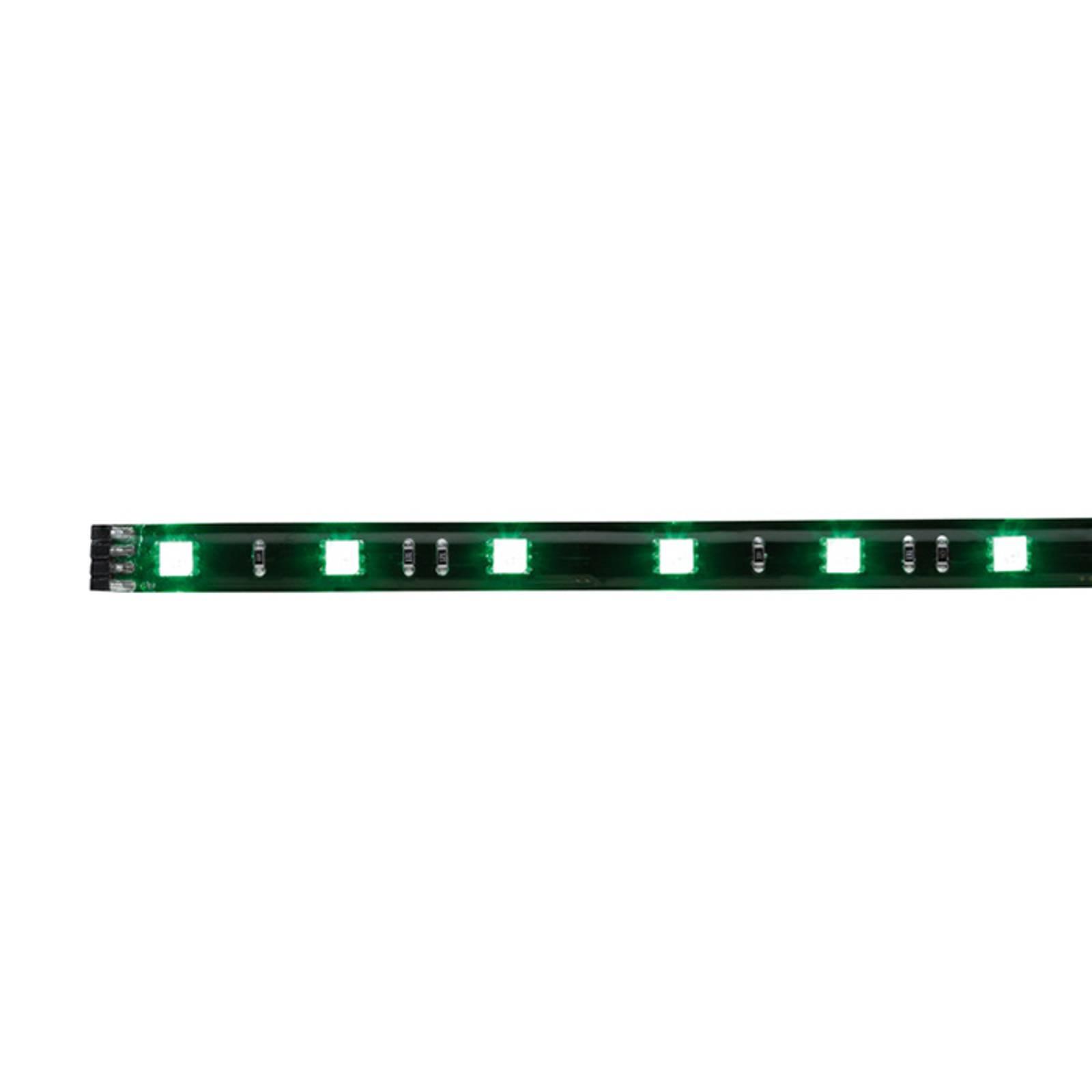 Musta LED-nauha YourLED, RGB-värinvaihto