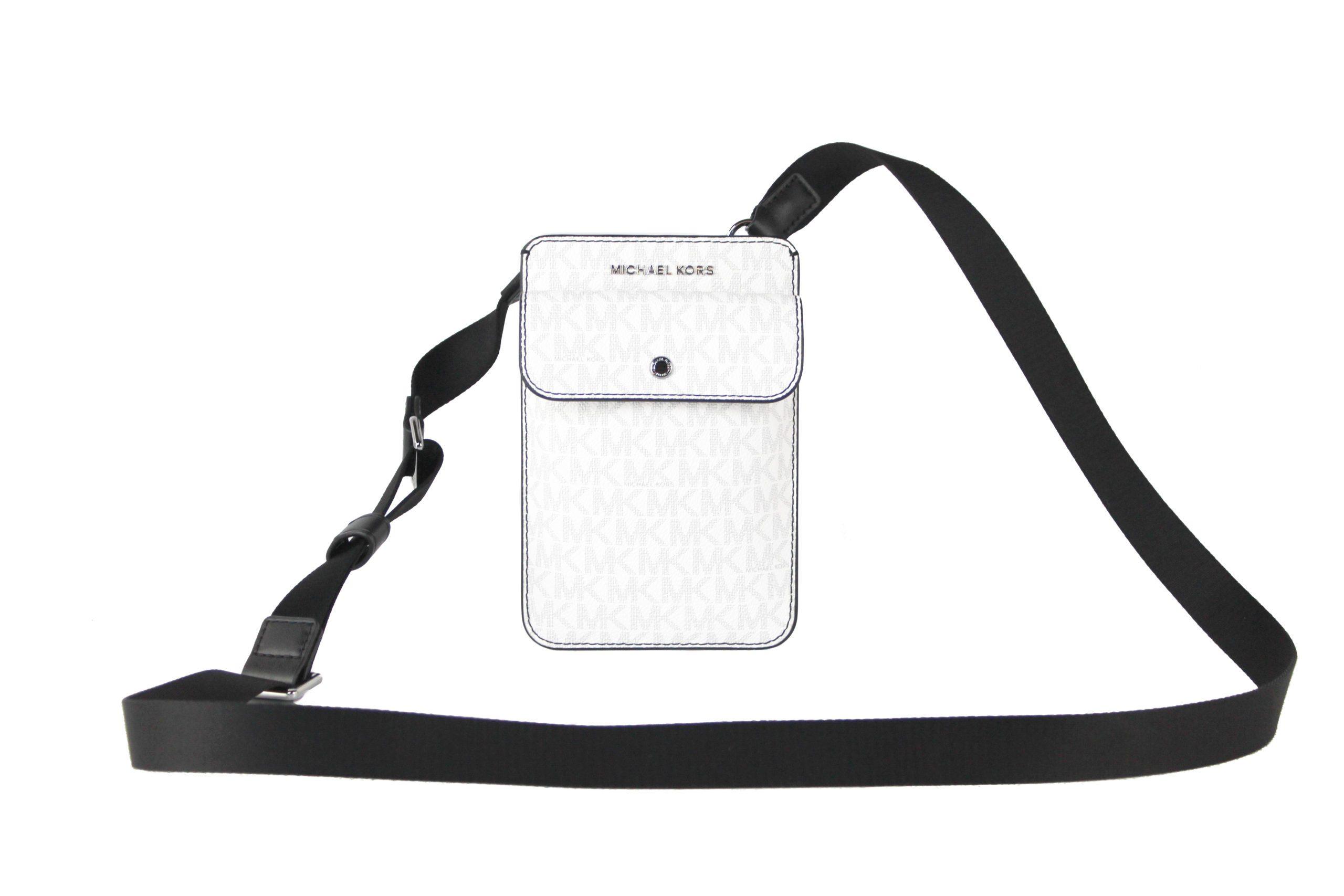 Michael Kors Women's Crossbody Bag White 108152