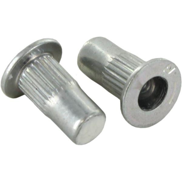 Ejot 411501 Blindnagelmutter stål M8 x 17 mm, 250-pakning