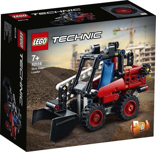 LEGO Technic 42116 Kompaktlaster