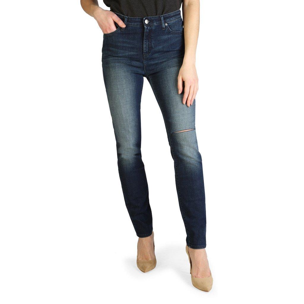 Armani Exchange Women's Jeans Blue 332043 - blue 31