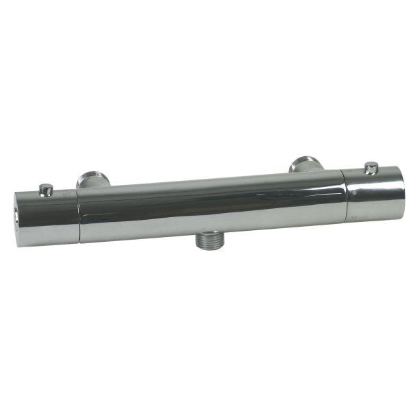 Gelia Aero Dusjbatteri forkrommet 160 c/c