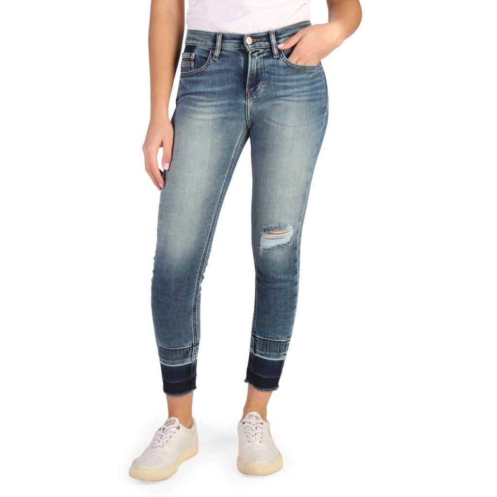 Calvin Klein Women's Jeans Blue J20J204669 - blue 26