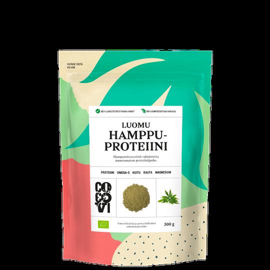 Hemp protein, 300 g