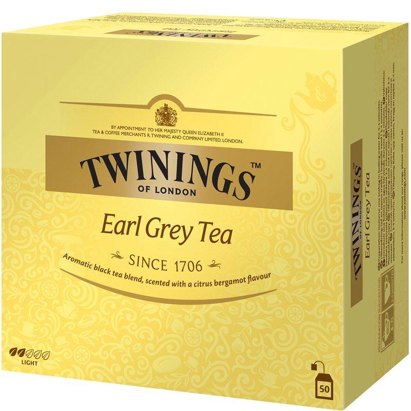 Te Earl Grey 50-pack - 26% rabatt