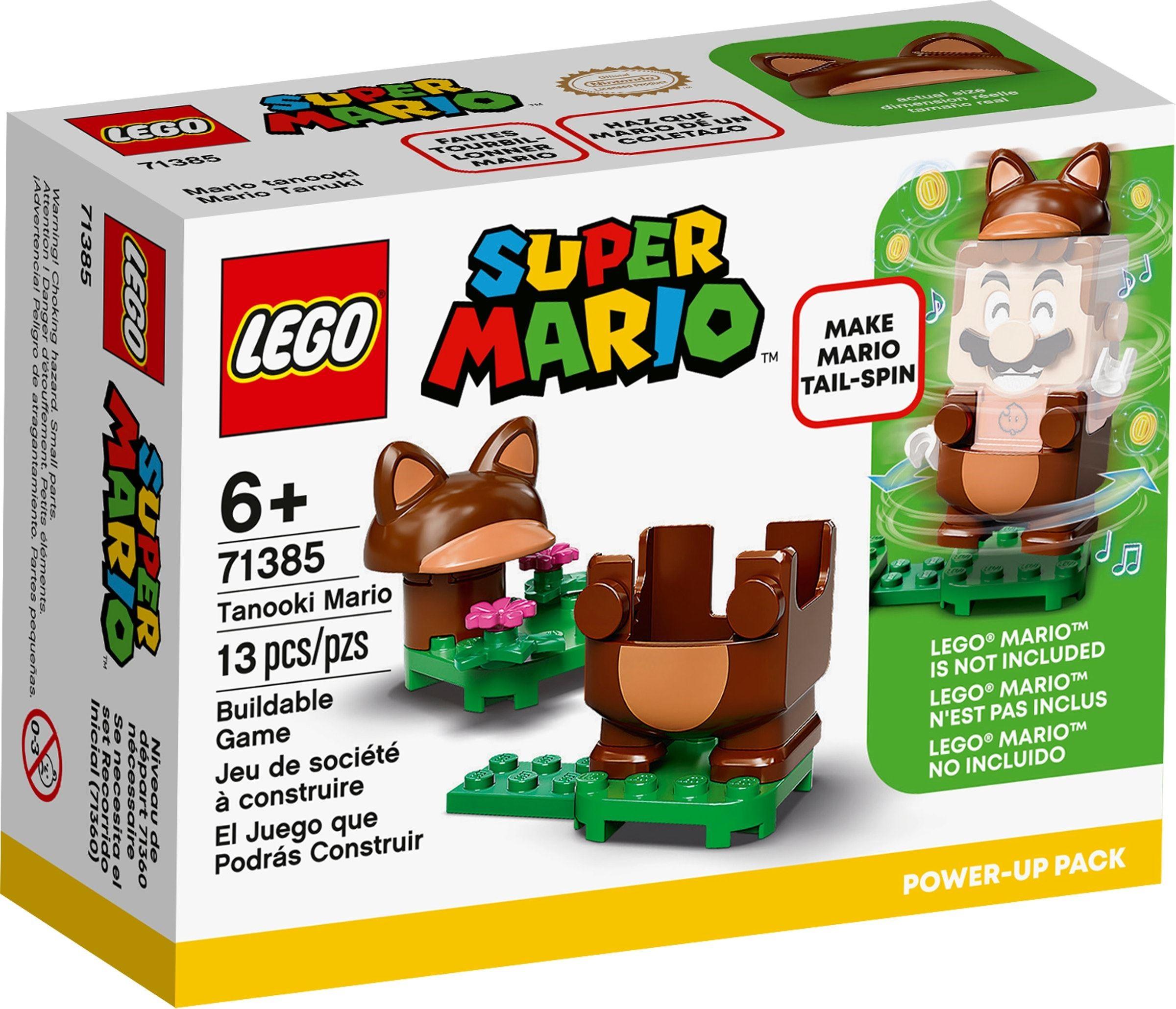 LEGO Super Mario - Tanooki Mario Power-Up Pack (71385)